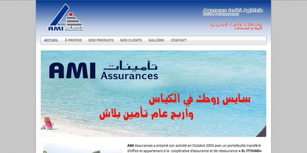 Assurances AMI - Jerbi Aghleb